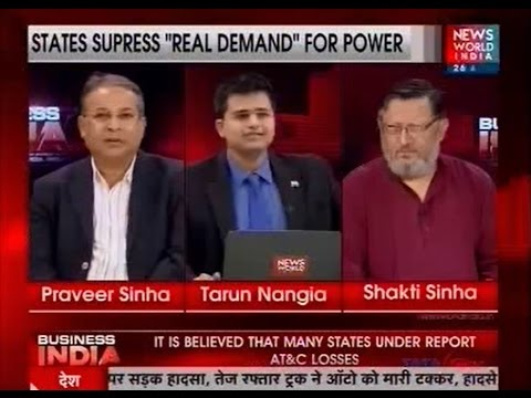 Mr. Praveer Sinha, CEO&MD Tata Power DDL discussing UDAY - News World India