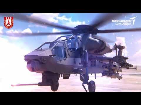 Yerli Helikopter Atak 2 Tanıtım Videosu