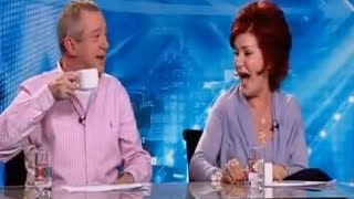 the x factor sharon louis s funniest moments