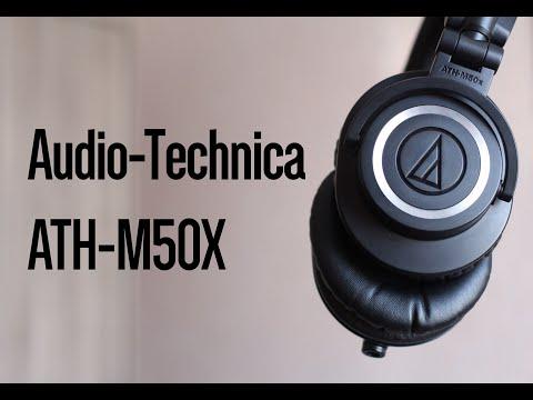 Обзор Audio-Technica ATH-M50X