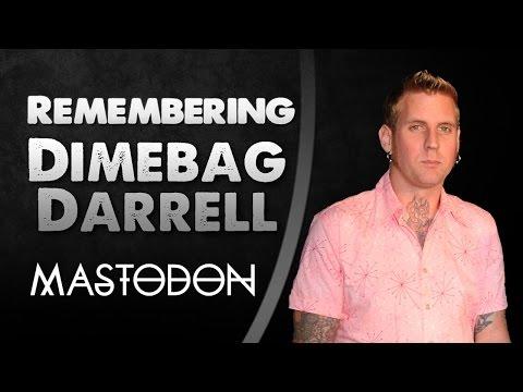 Mastodon's Brann Dailor - Remembering Dimebag Darrell
