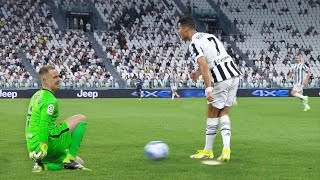 Cristiano Ronaldo High IQ Goals