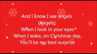 Mindless Behavior - Christmas with My Girl (Lyrics)