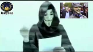 ANONYMOUS - WAKE THE FUCK UP ALREADY!!!