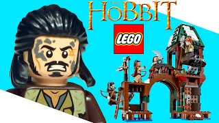Lego Hobbit Attack On Lake Town 79016 Review