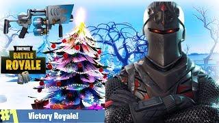 Fortnite New Christmas Update + Getting Wins! (Epic Fortnite Player)