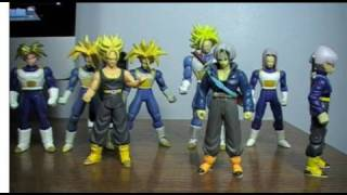 Dbz Future Trunks Figures - Ssj Reviews 199