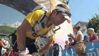 Watch HOKA Athlete Sage Canaday's UTMB (Ultra-Trail du Mont-Blanc) ...