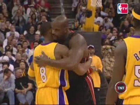 2006 01 16 Lakers VS Heat Recap (Kobe at Shaq)