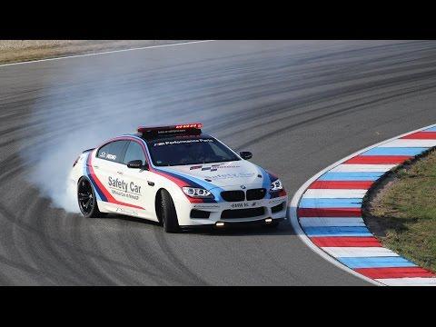 Safety Car drift BMW Brno 2015
