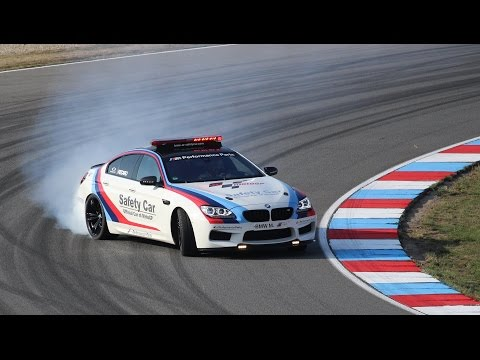 Safety Car drift BMW Brno 2015