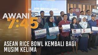 ASEAN Rice Bowl kembali bagi musim kelima
