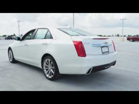 New Cadillac CTS Miami Fort Lauderdale FL J YouTube - Cadillac lease miami
