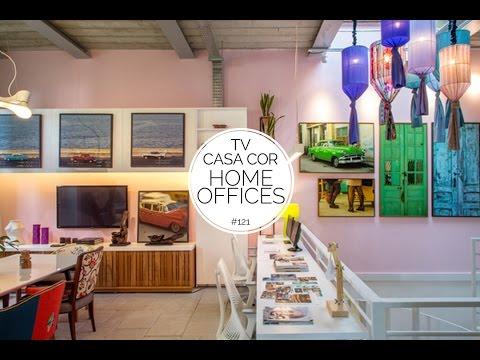 Inspire-se com cinco home offices da CASA COR 2015