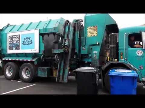 2016 Los Angeles Bureau of Sanitation Harbor District open house- LABOS Part l
