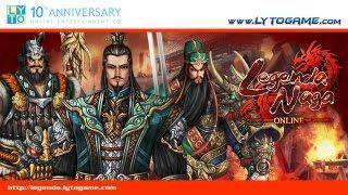 LEGENDA NAGA Indonesia Guan Yu Preview