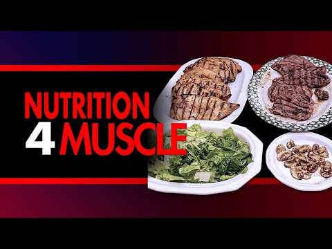 Nutrition For Building Muscle Over 50!