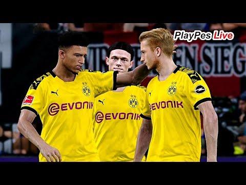 pes-2020---eintracht-frankfurt-vs-borussia-dortmund---full-match-&-reus-goal---gameplay-pc