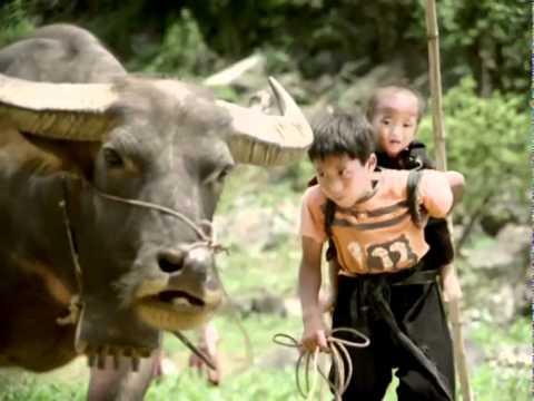 Pixelsgarden Post demo clip #19: Vinamilk Boy Story TV commercial