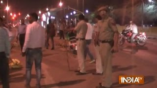 Hit and Run: Girl Dies after Colliding with a Speeding Car in Delhi - India TV