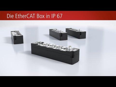 Beckhoff EtherCAT Box 2015