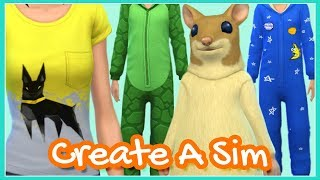 زي الماوس! | CREATE A SIM نظرة عامة | لعبة The Sims 4 بلدي الحيوانات الأليفة الأولى الاشياء (الوصول المبكر)