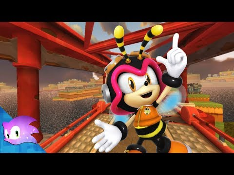 🏆 Sonic Forces: Speed Battle #29 Random Best Match (Charmy)