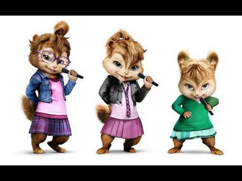 PUSING PALA BARBIE LAGU CHIPMUNKS