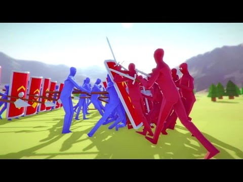 FARMER ARMY! - TOTALLY ACCURATE BATTLE SIMULATOR