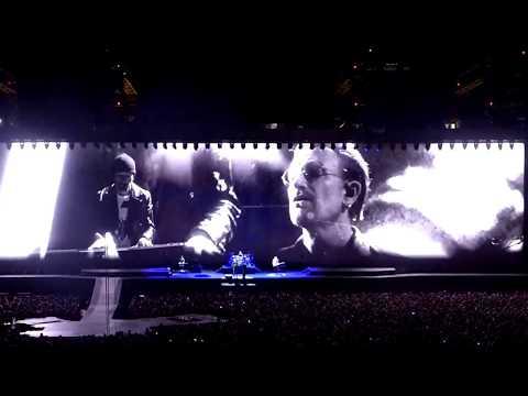 U2 - Cleveland, Ohio July 1, 2017 - Bullet...