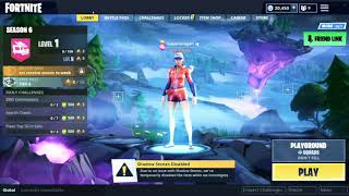 FORTNITE BUYING BATTLE PASS!! (part 1)
