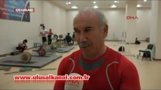eski milli halterci salih suvar ın hedefi 3 kez dnya şampiyonluğu