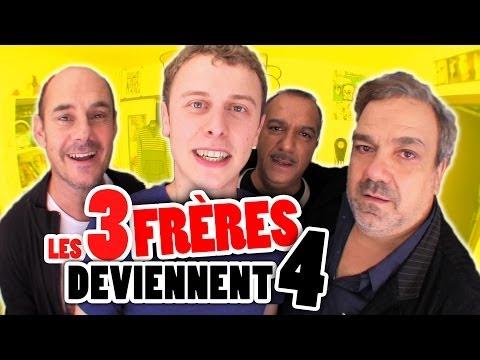 NORMAN - LES 3 FRÈRES DEVIENNENT 4 poster