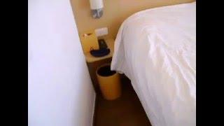 Таиланд. Паттайя. Отели Тайланда. Отель Ibis Pattaya (Ибис Отель). Дневная съёмка. Обзор номера
