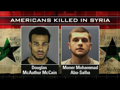 Second U.S. citizen reportedly killed in Syria