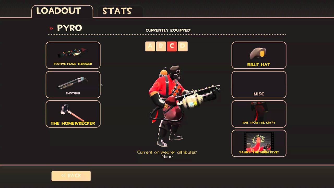 My Team Fortress 2 Load Outs! - YouTube