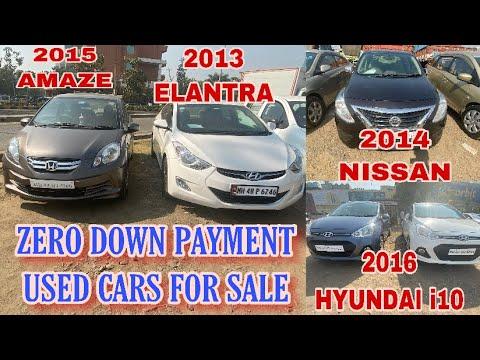 Zero Downpayment Used Cars In Navi Mumbai Nissan, Hyundai, Honda | Fahad Munshi