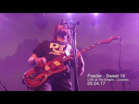 Feeder - Sweet 16 (Live at The Empire, Coventry 5.04.2017) Moshpit CAM