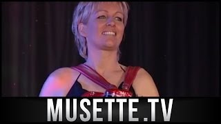 Amoureuse Mans – Isabelle Lepinay  – Star Musette Vol 2 – MUSETTE.TV