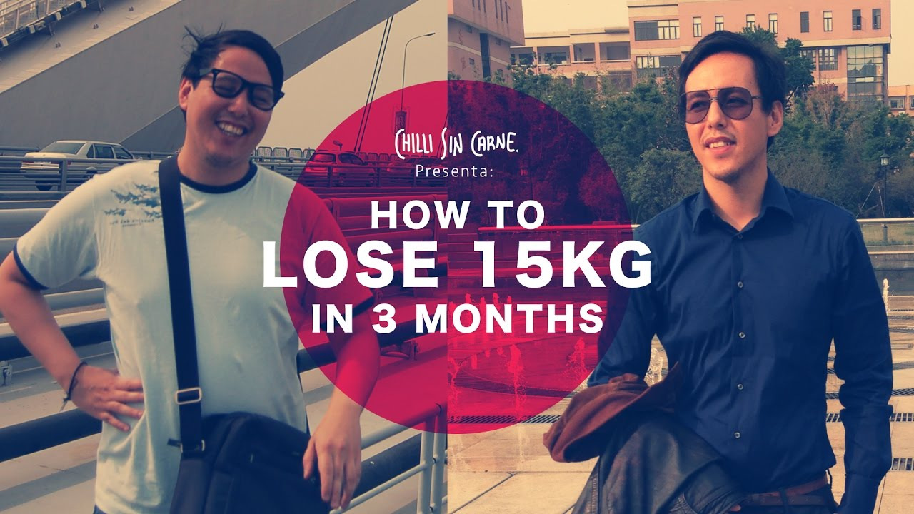 How To Lose 15 Kg In 3 Months