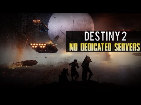 Destiny 2 News - No Dedicated Servers New Hybrid Networking And NO Cheating In Destiny 2!