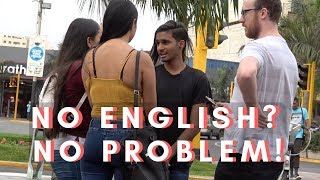 Picking Up Girls While Speaking Another Language INFIELD INSTANT DATE