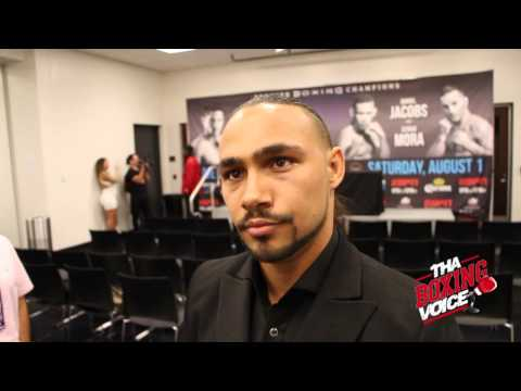 """Thurman Responds to Amir Khan Calling Him """"Sometimes"""" Instead Of """"OneTime"""""""