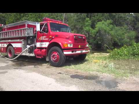 Part 11 - Rural Water Supply Drill - Bastrop, Texas - June 2014