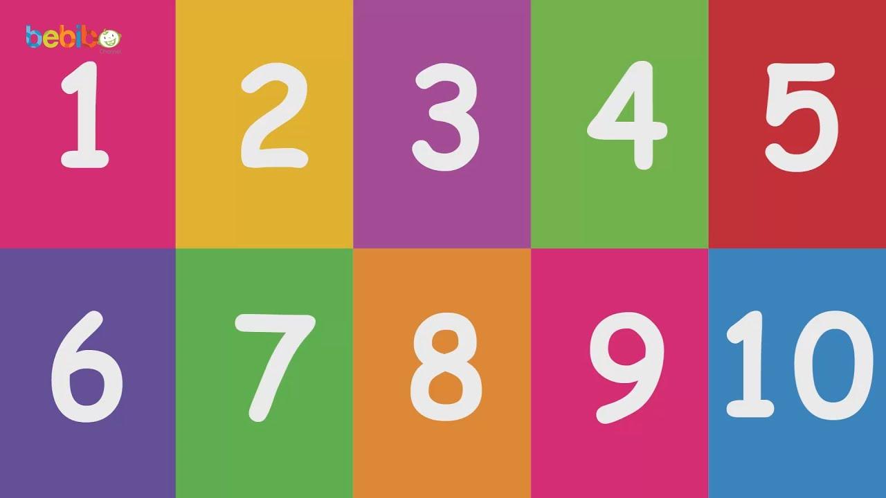 Vui học cùng Bé Bí Bo – Bé học đếm số từ 1 đến 10 thật vui, hấp dẫn và bổ ích