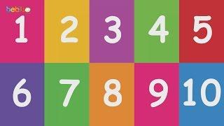 Vui học cùng Bé Bí Bo - Bé học đếm số từ 1 đến 10 thật vui, hấp dẫn và bổ ích