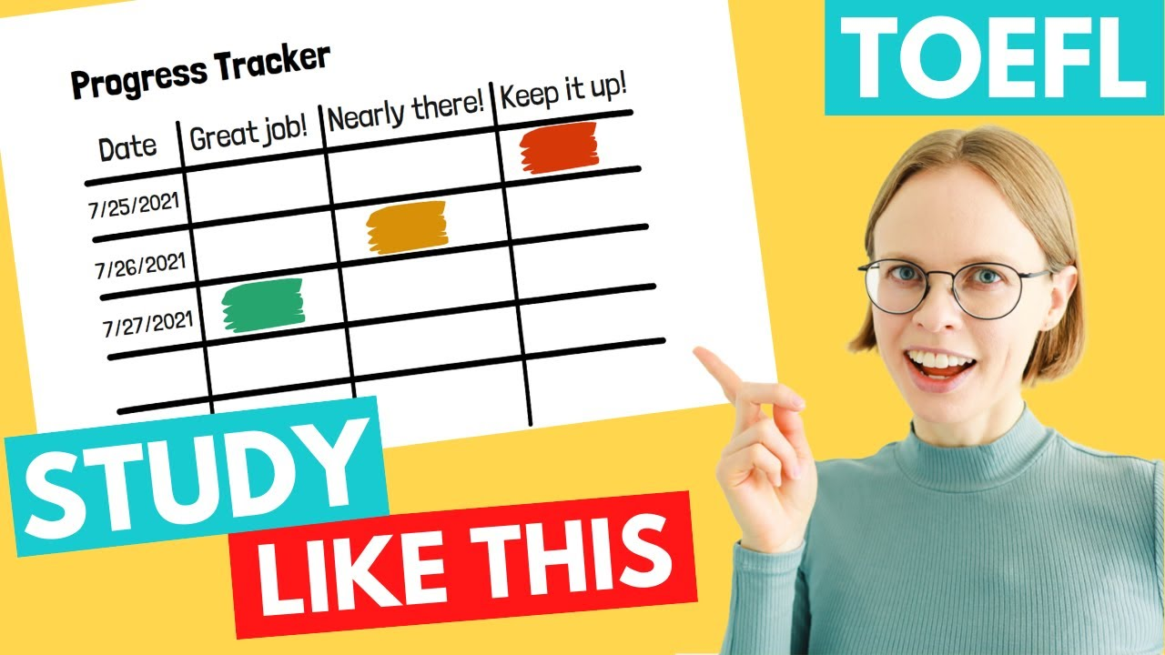 TOEFL Integrated Task Template - How to Memorize It - Steps 2 & 3