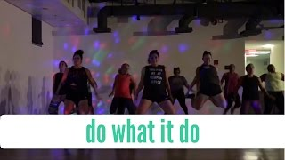 do what it do by og maco    cardio dance party with berns