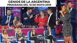 genios-de-la-argentina-en-showmatch-programa-completo-16-05-19