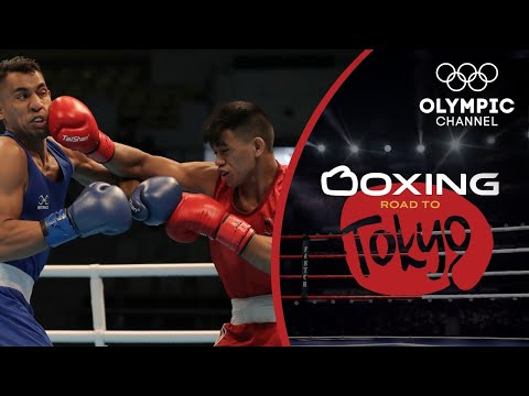 LIVE Boxing Tokyo 2020 Olympic Qualifiers - Asia/Oceania | Road To Tokyo